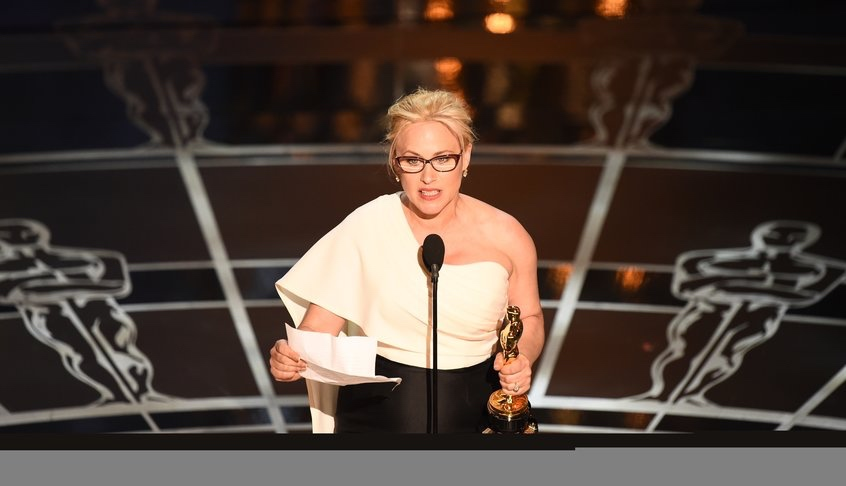 Actress in a Supporting Role - Patricia Arquette - Boyhood