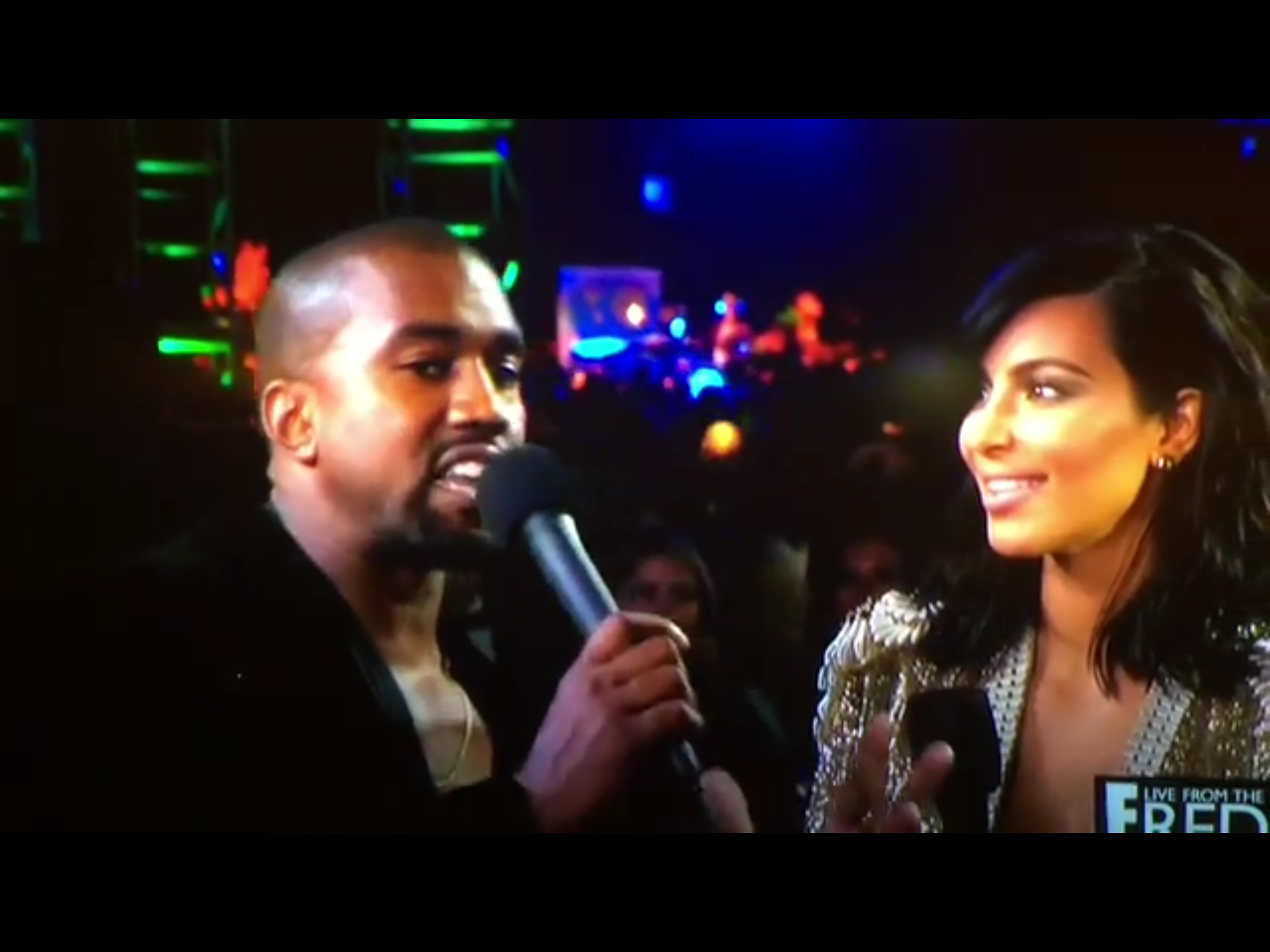 Kanye West Rants on E after the Grammys and Garbage's Shirley Manson Responds