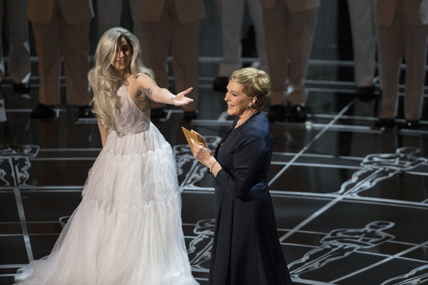 The Best Moments from 2015 Oscars