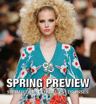 Spring preview fashion add