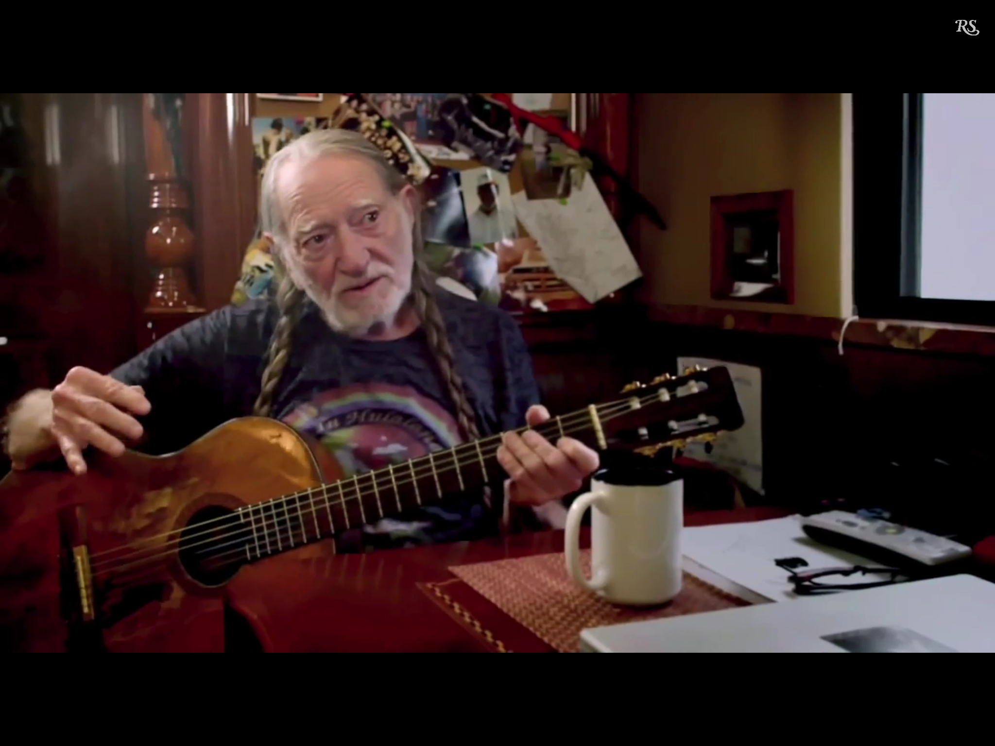 Willie Nelson & Trigger changing music history forever