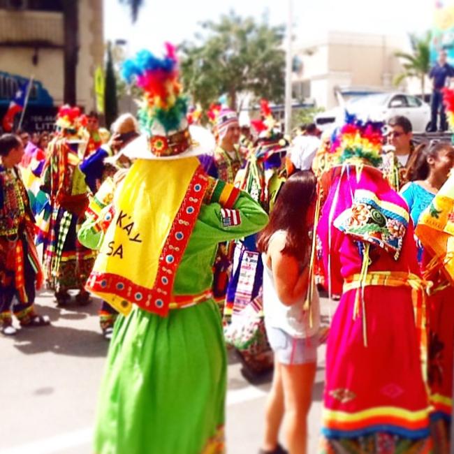Calle Ocho Miami 2015