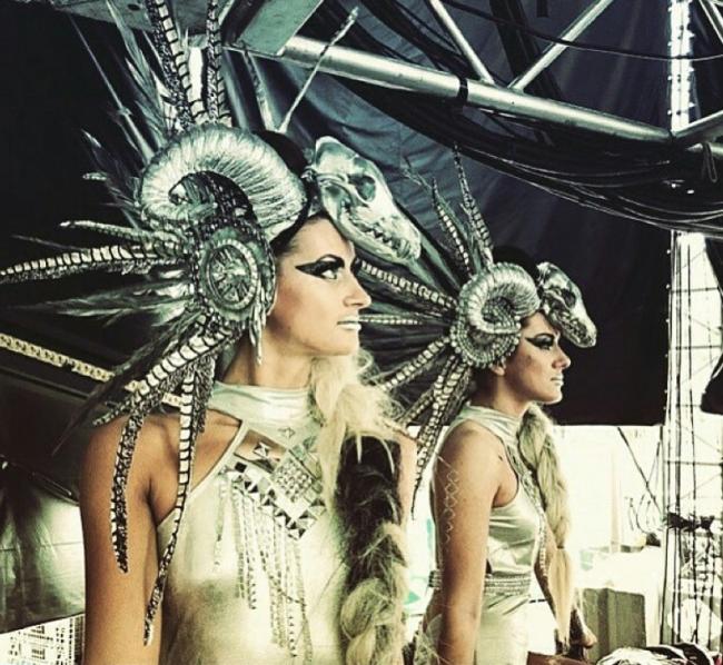 Miami ultra music festival fashion-7