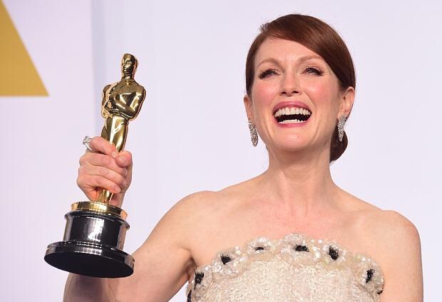 Oscars 2015 Actress Julianne Moore