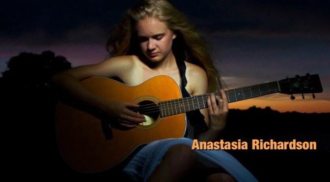 Oklahoma Songwriter Anastasia Richardson Stands Up Against Bullies