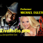 MICHAEL EGLETON AVA LIVE RADIO