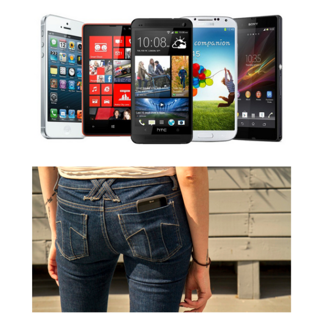 Wearable Technology New Trend In Fashion cell phone