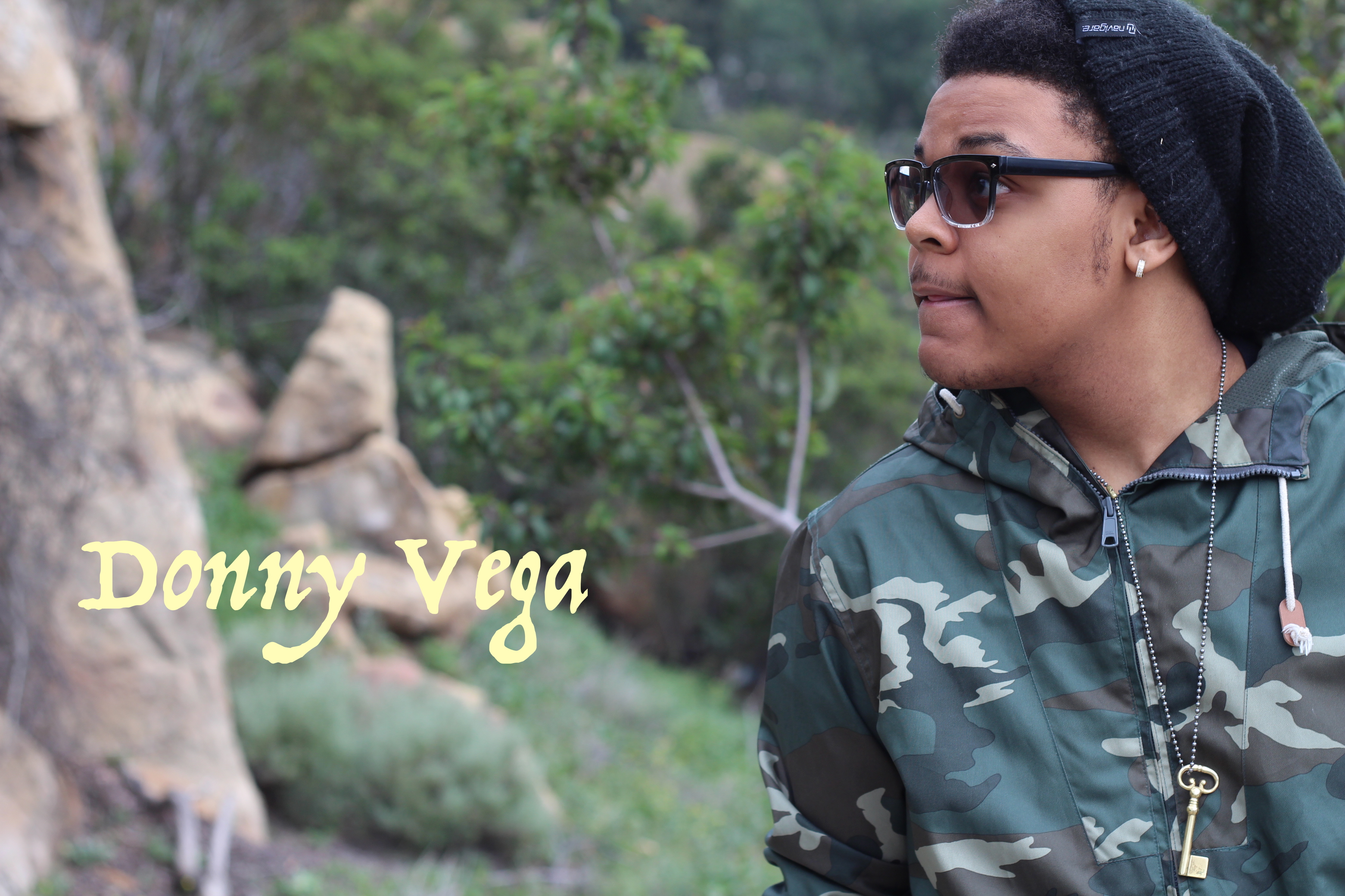 Indie Artist Donny Vega is Chasing His Dream
