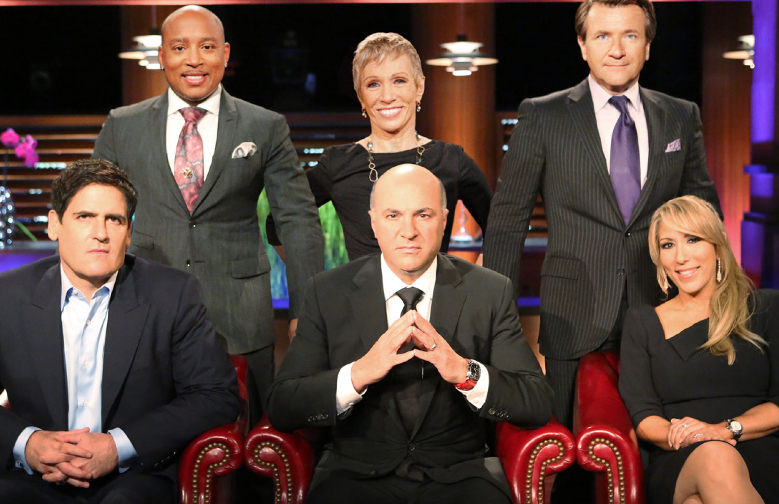 Guest Sharks to Invade the Shark Tank