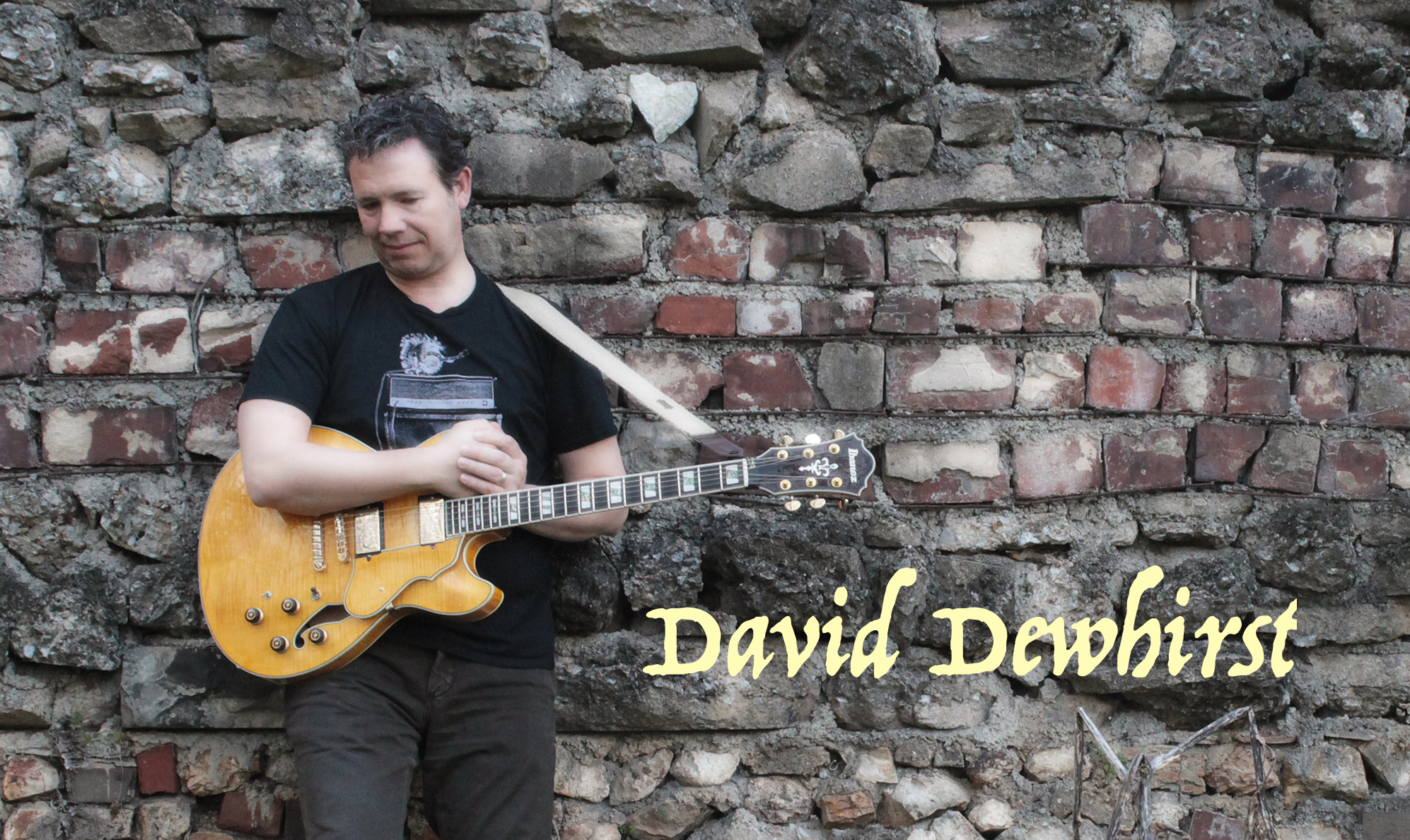 Chattanooga Songwiter David Dewhirst Shines On