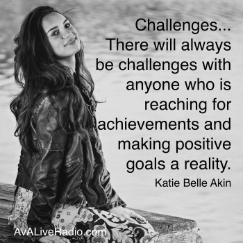 Katie Belle Akin indie music quote success ava live radio