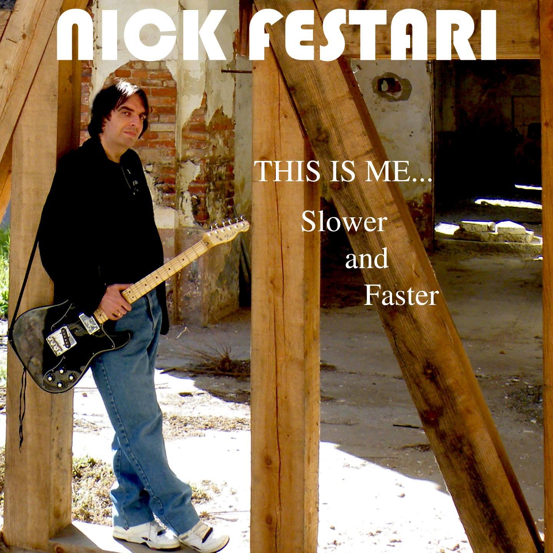 Nick Festari on challenging himself