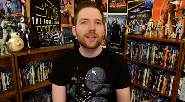 Star Wars: The Force Awakens - Movie Review  chris stuckmann