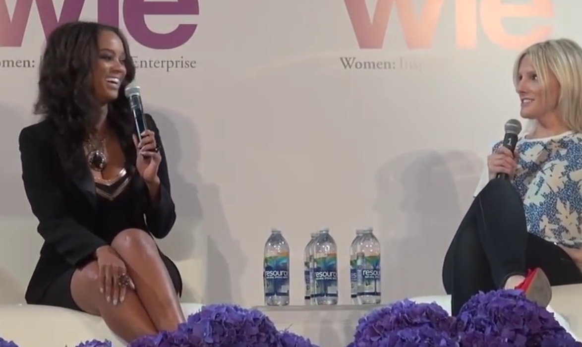 Tyra Banks Speaks About Achieving Great Success