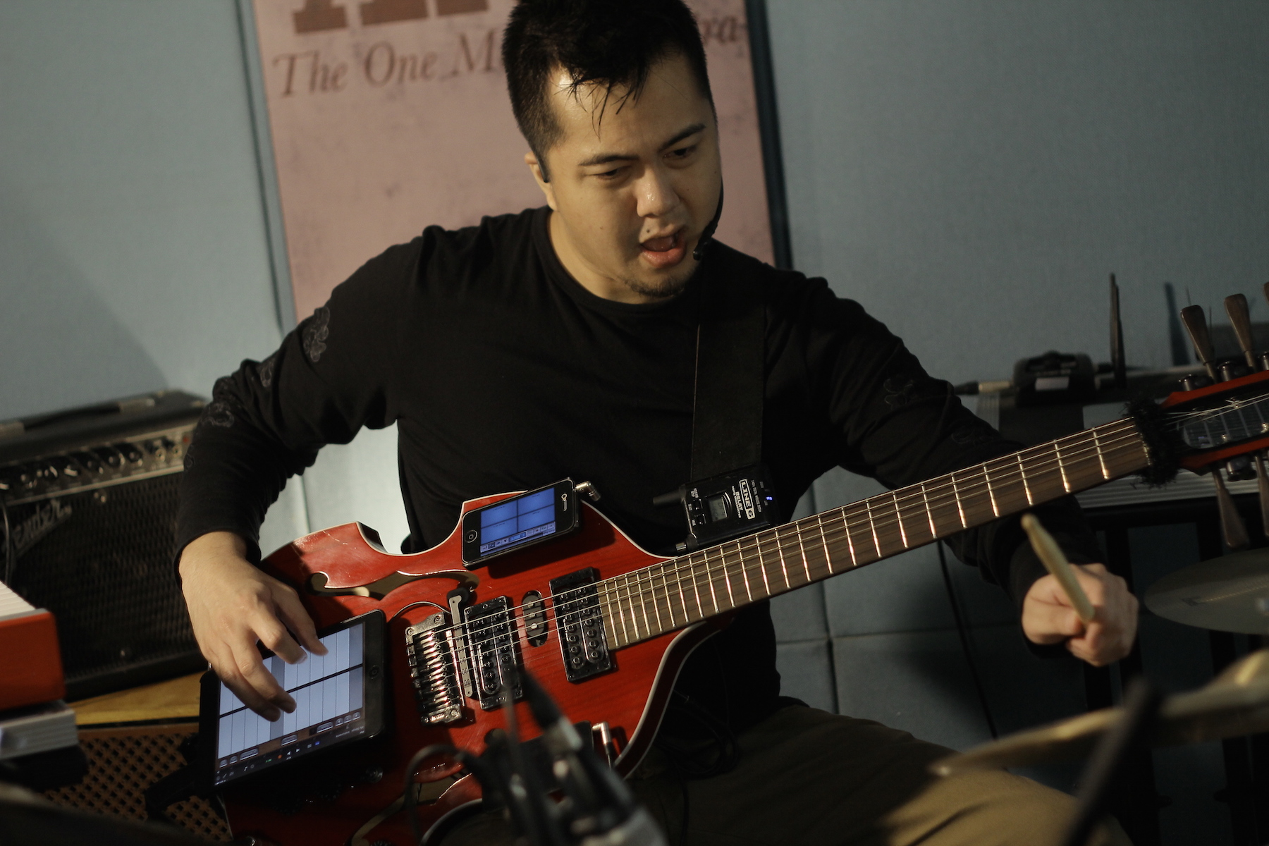 Ang The One Man Orchestra Talks About How Social Media Gains International Exposure For New Artists