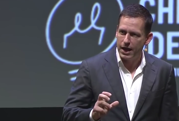 Peter Thiel's Top 10 Rules For Success, Aiming for a Monopoly