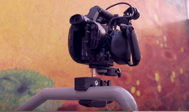 Manfrotto Super Clamp Camera Mount