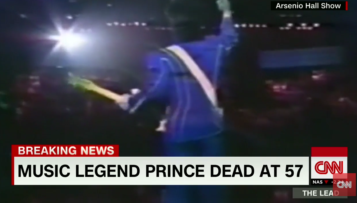 Remembering Prince The Legend