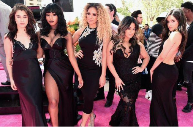 FifthHarmony has certainly grown up #BBMAS