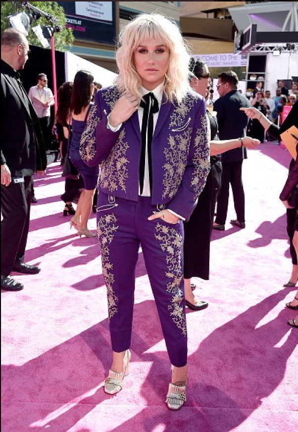 KeshaRose has arrived and will STILL be performing at tonight's