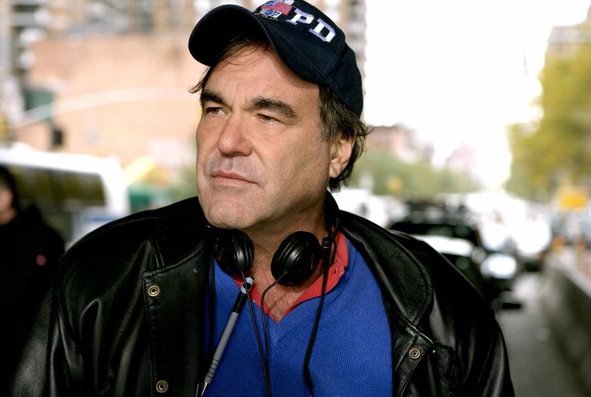 Oliver Stone on Snowden, cinema and cyberwarfare