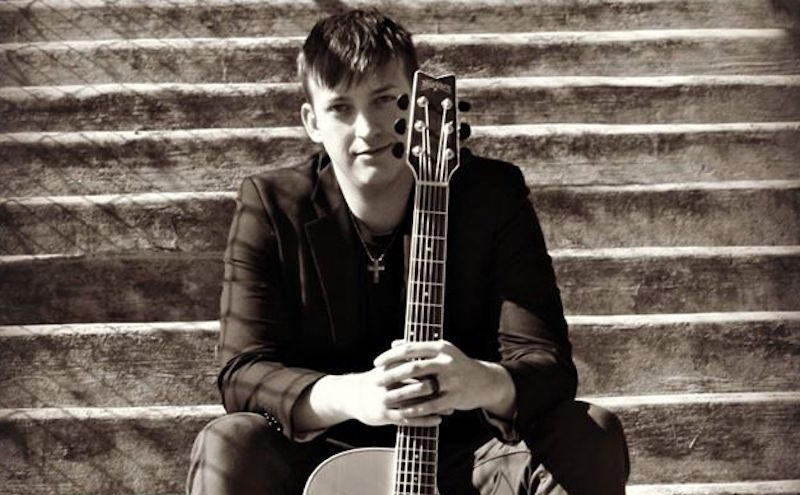Josh Cottrell Takes a leap into the spot light with his striking acoustic ballad