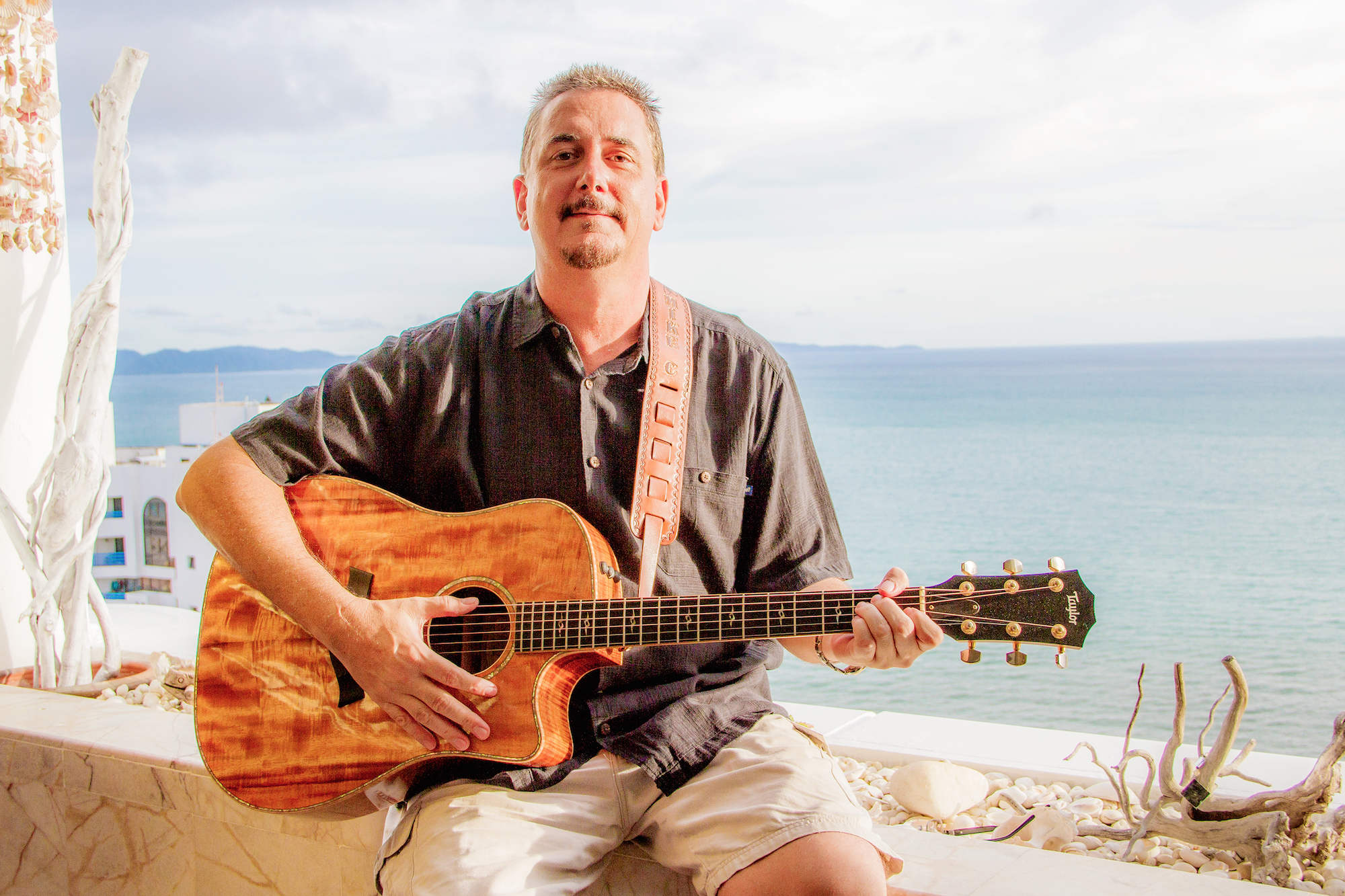 Artist & Song Writer Mike Contoni Shared What He Learned in Music Business Industry