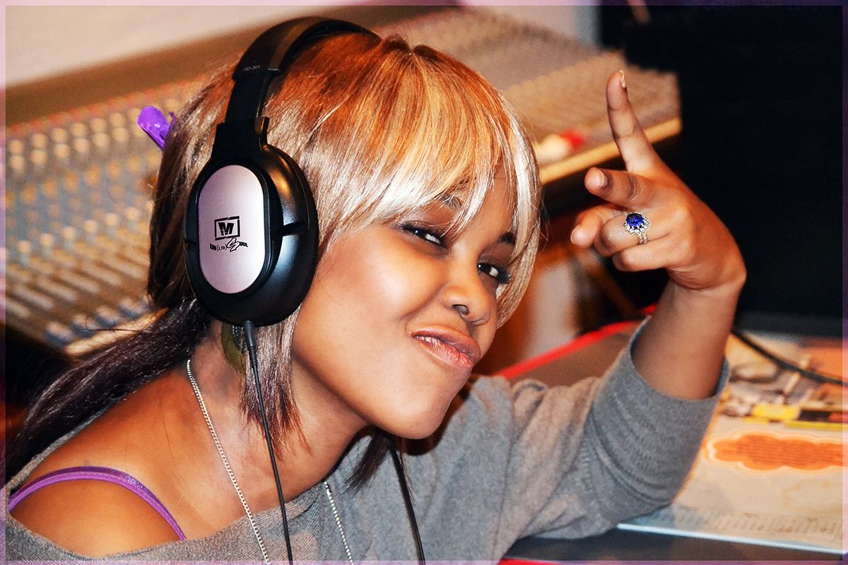 Marcia Soul Feels Scary At First In the Music Industry