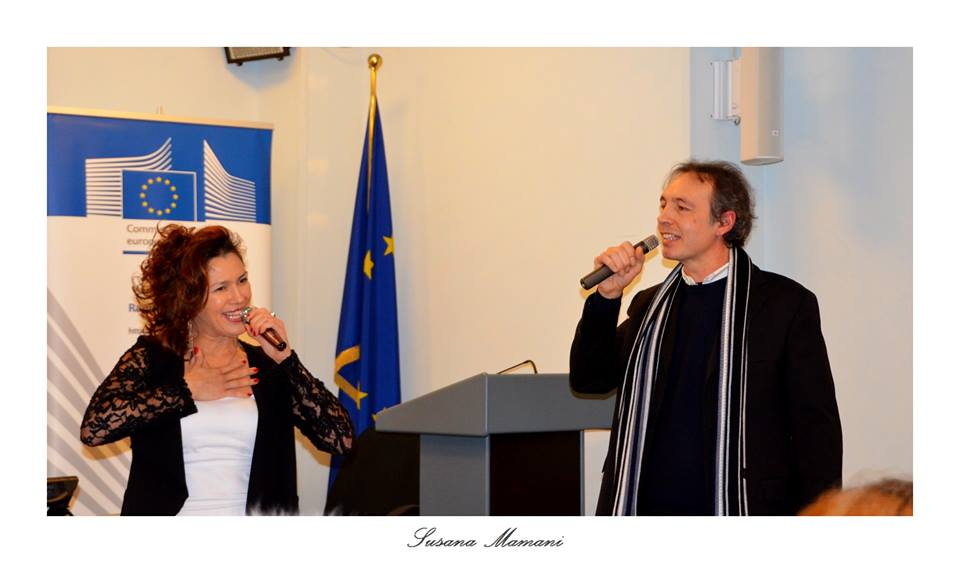Giovanni Caruso/Gisela Lopez a.k.a G & G Says Music Is A Constant Challenge