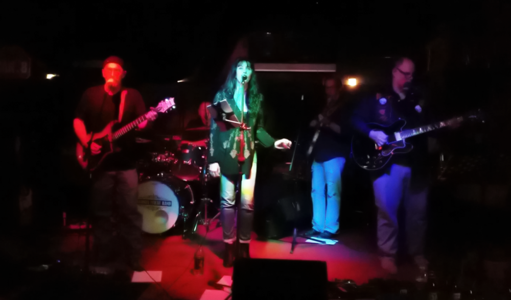 Sandra Macat Band Takes Their Career Seriously In The Music Industry