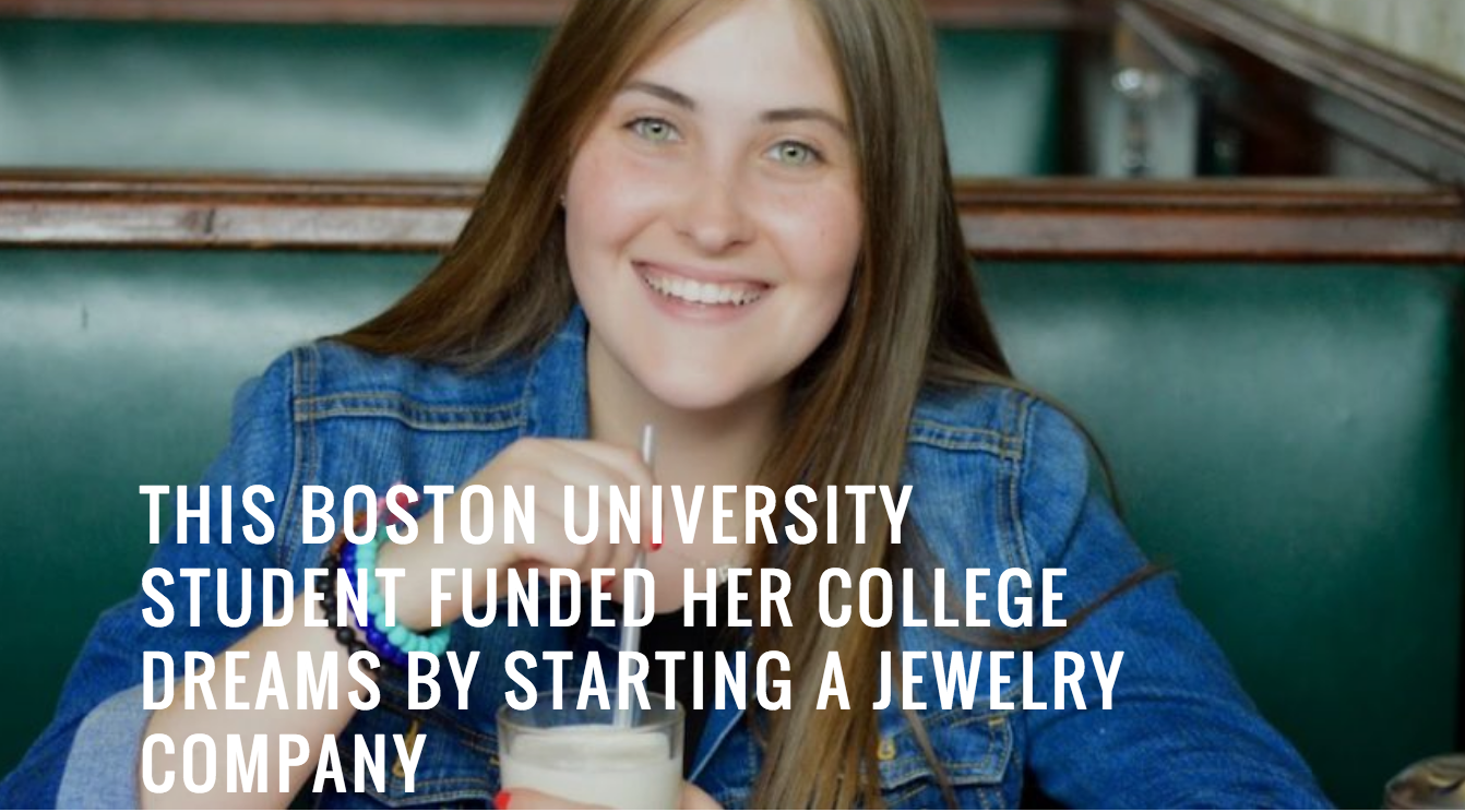Emma Johnson Startup Story of Success Pays for College