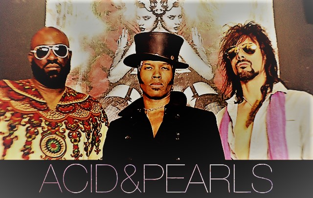 Acid and Pearls Making Music in Las Vegas