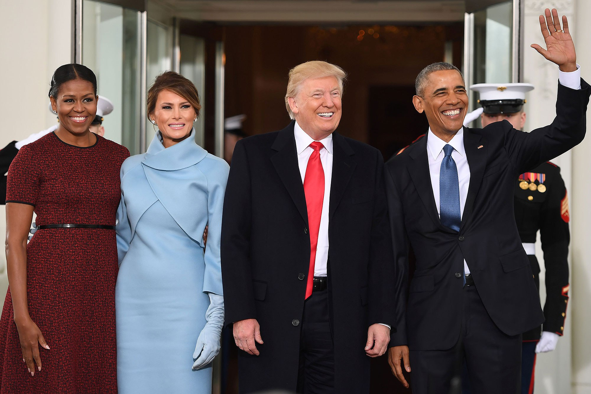 Fashion Statements from United States Inauguration Day