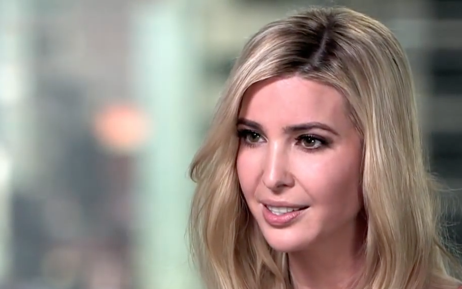 Ivanka Trump Interview her view of the future
