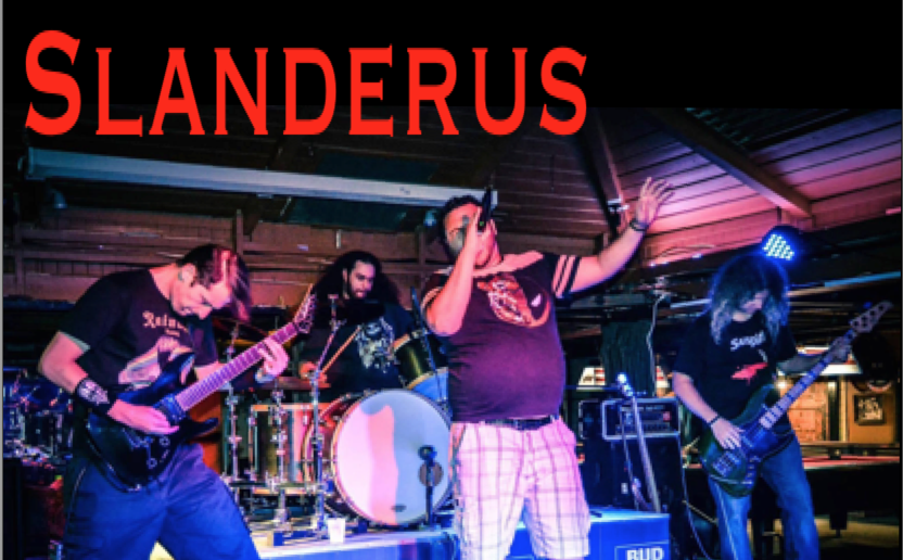 Indie Band Slanderus Rocks a New Phase in a Changing Industry