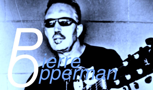 Musician Pierre Opperman Working-class Hero