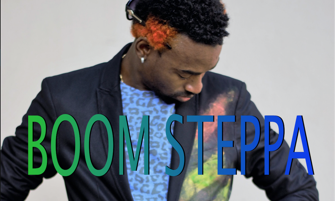 Boom Steppa is Making Music in Style