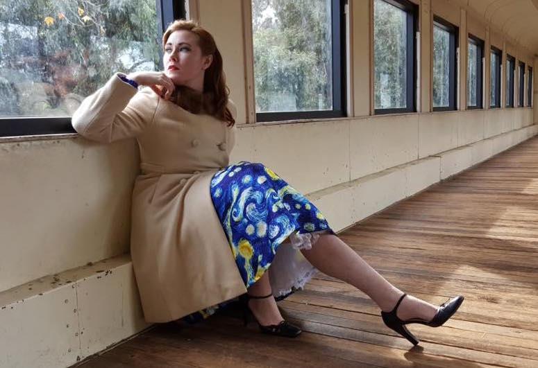 Sydney Blake the Heeling Moment of Creation