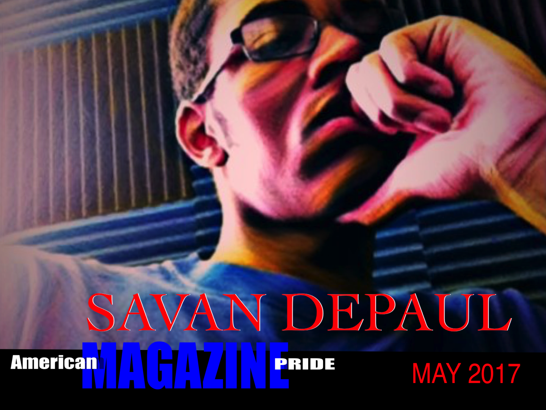 Savan DePaul an Indie Artist's Sketchpad