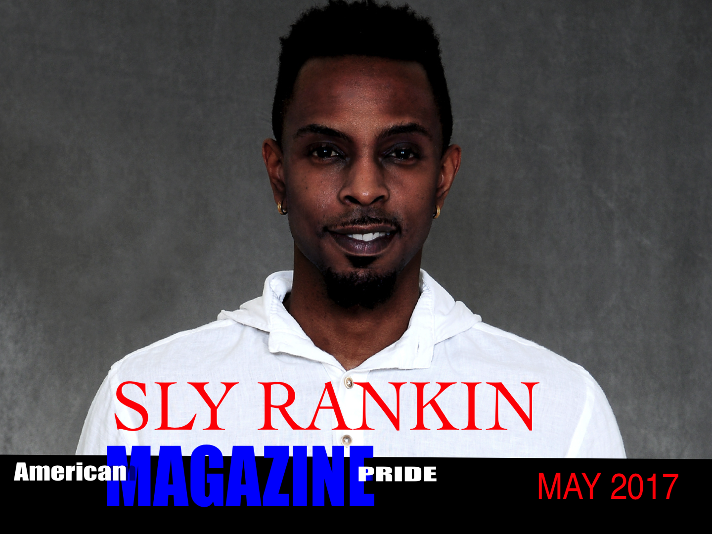 Sly Rankin Changing the Stereotypes