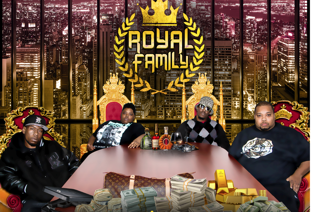 Iced out of the Royal Family is Coming to America