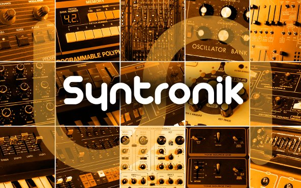 IK Multimedia announces Syntronik™  a Cutting-edge Powerhouse virtual instrument
