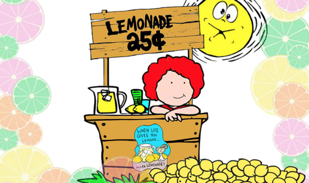 Dianne Meinke Lemonade Freshly Squeezed