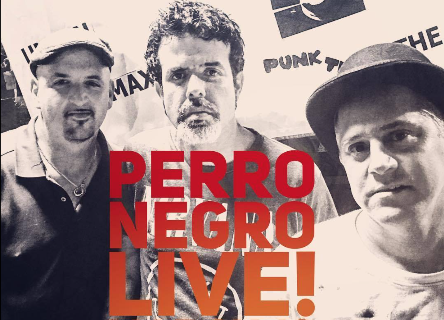 Miami Band Perro Negro Taking it One Day at a Time