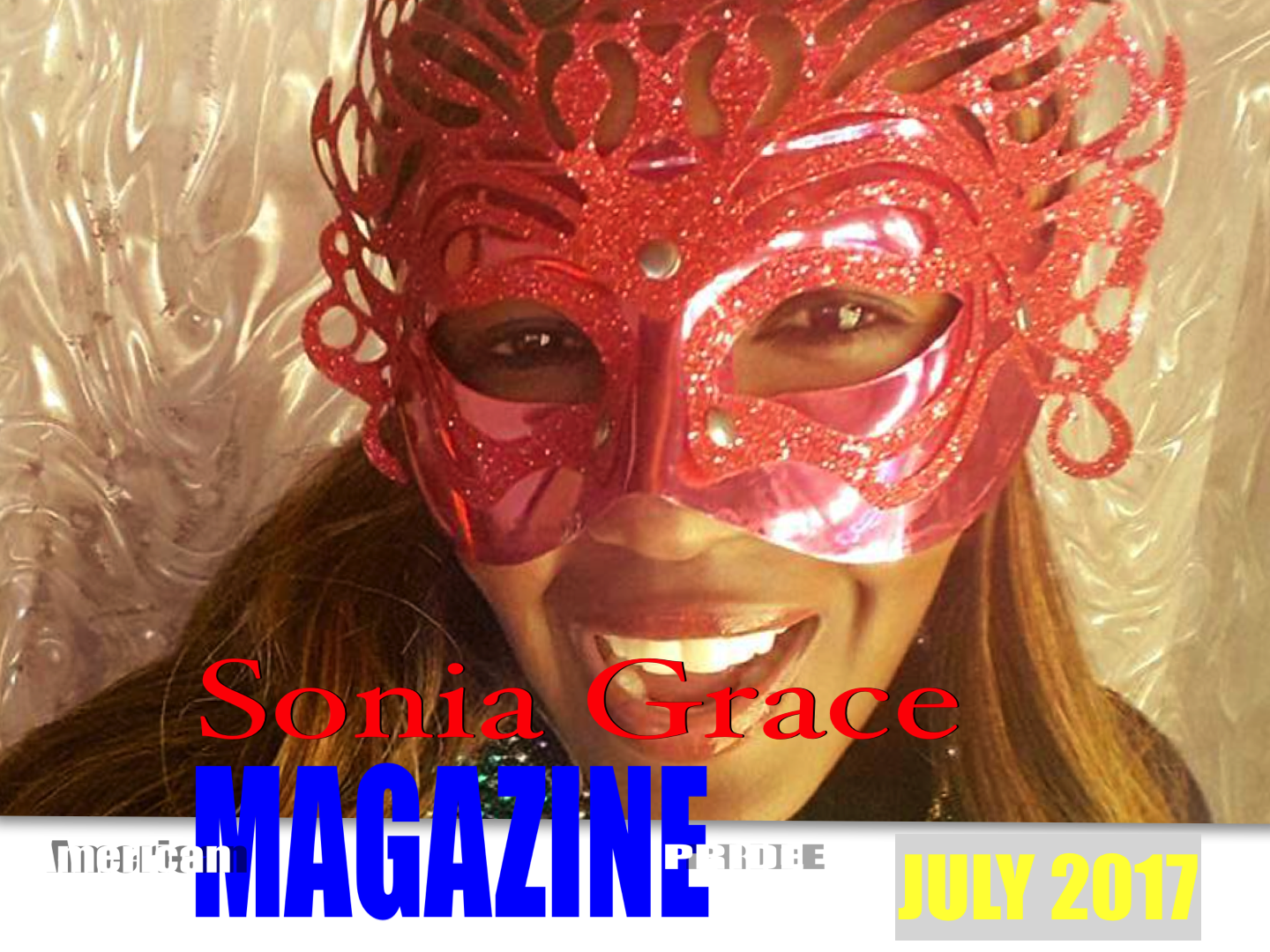 Sonia Grace Dealing with Insecurities