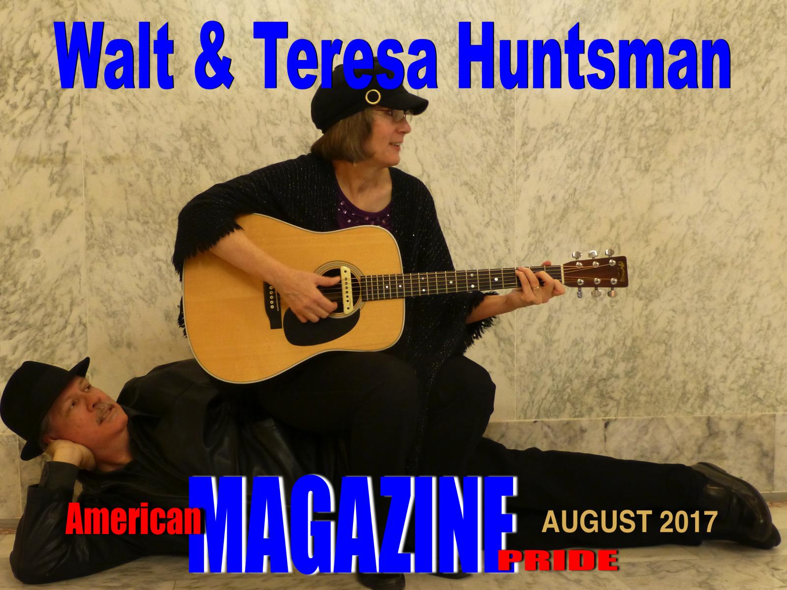 Walt and Teresa Huntsman Writing Your Truth