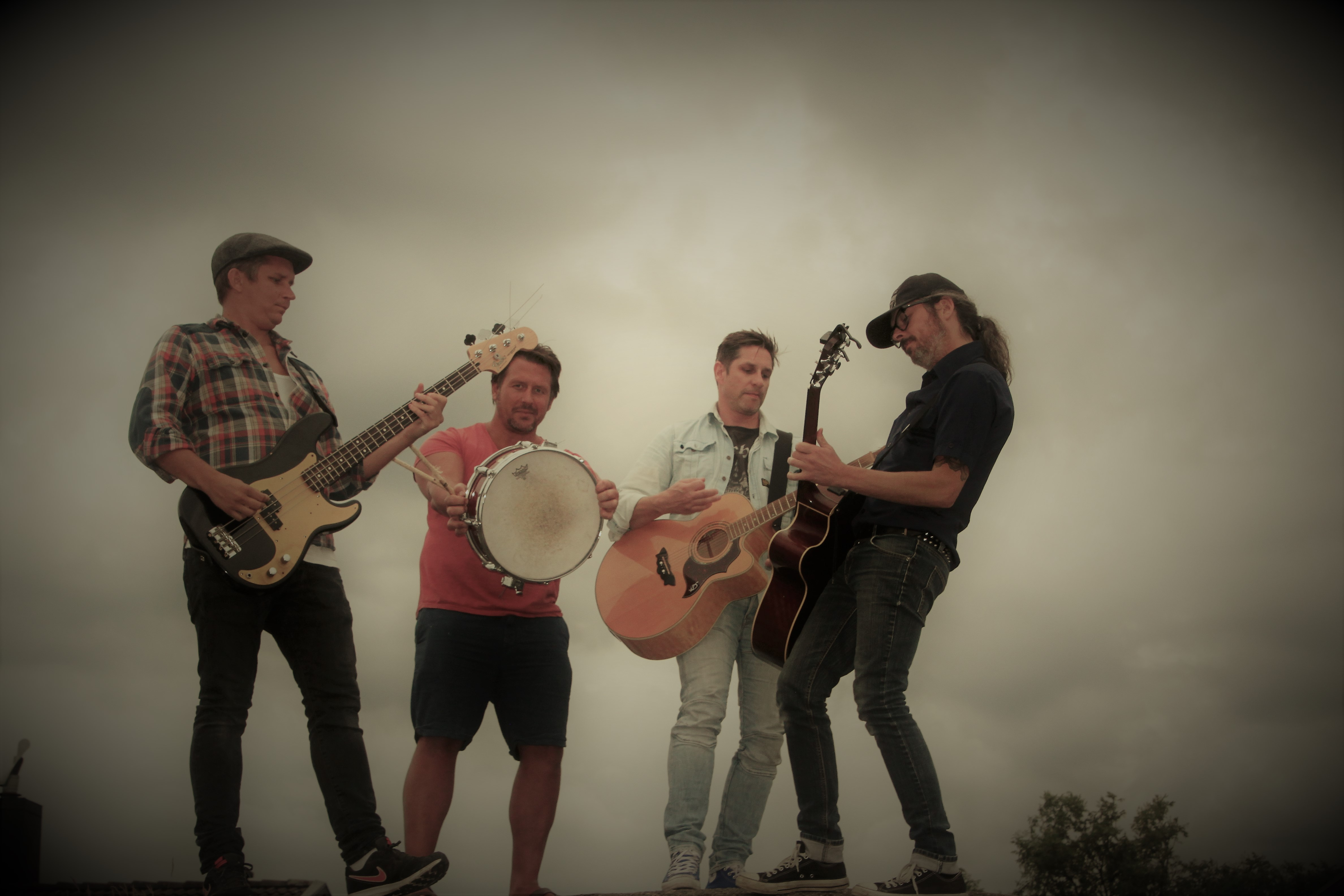 Sherikan Music Attraction Releases Their Second Album No More Tra La La