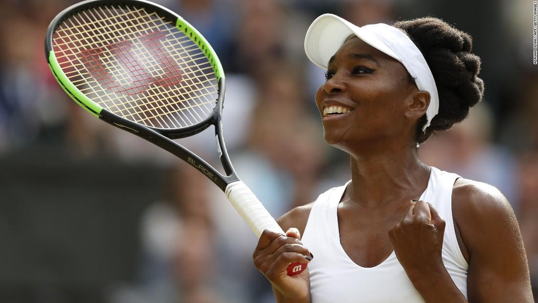 Venus Williams Born to Win in Business and Sport