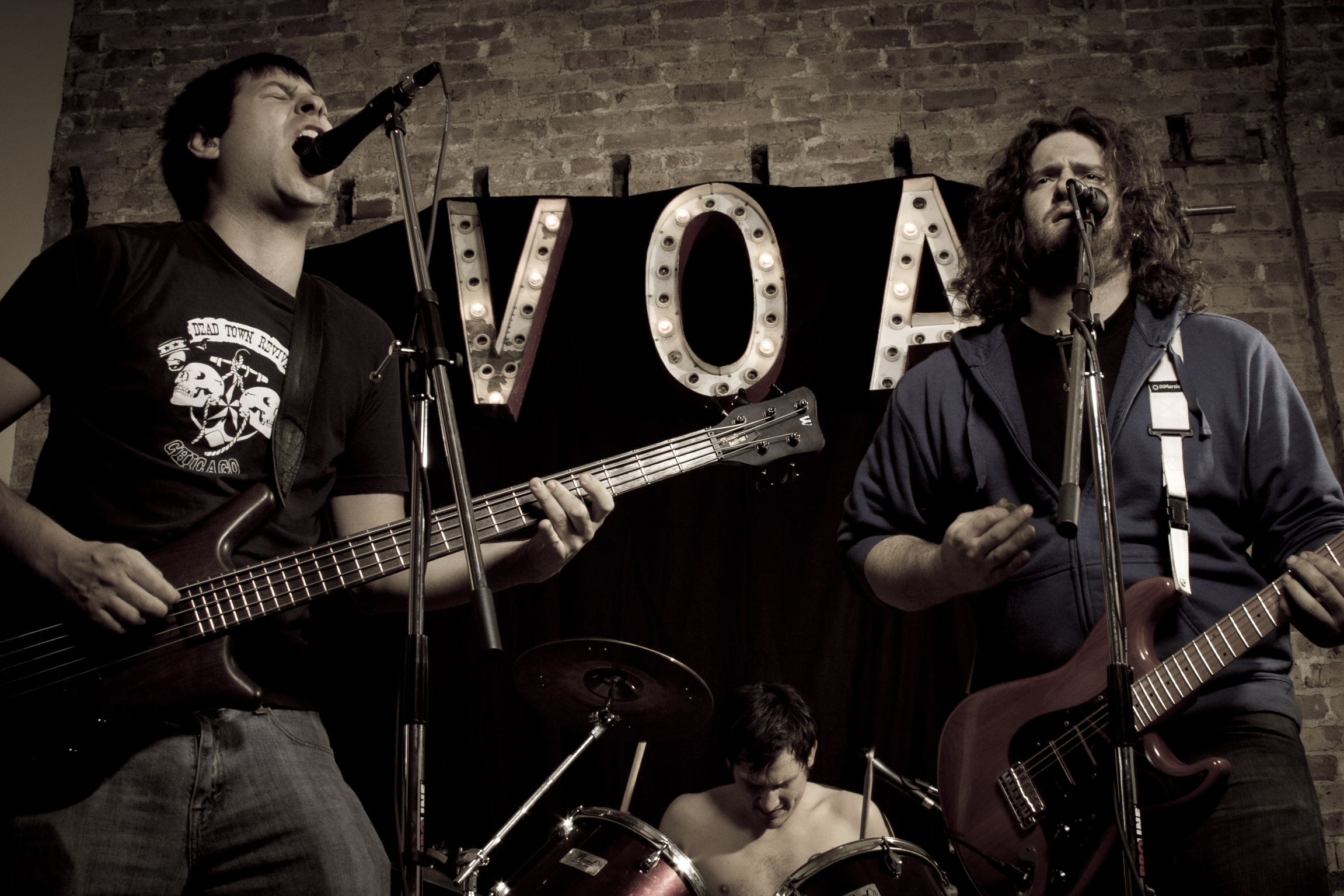 Voice Of Addiction and the Journey of a Punk Band