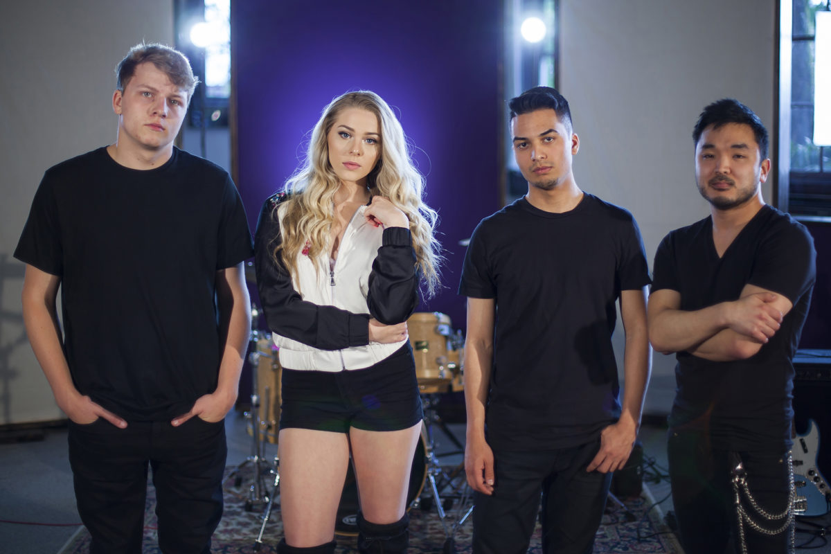 American Idol Alum Lovey James Continues to Rise
